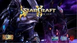 "Starcraft II: Legacy of the Void. Прохождение без комментариев. Миссия №  15 ""Рак-Шир"""