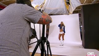 Dallas Cowboys Cheerleaders: Making The Team - Photoshoot Day
