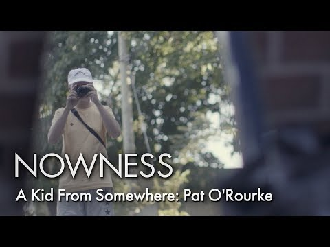A Kid From Somewhere: Pat O'Rourke