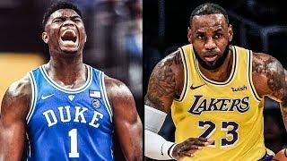 Is Zion Williamson The Next LeBron James?