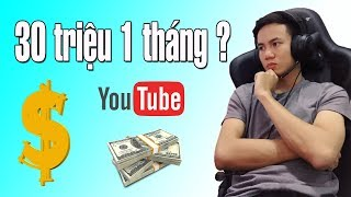 Làm Youtube - Streamer ở Việt Nam có giàu như nhiều người nghĩ ?