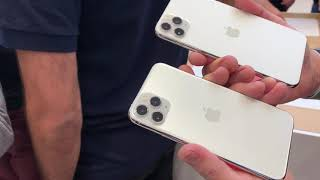 Apple iPhone 11 Pro and iPhone 11 Pro Max hands-on -- Apple's new flagship devices