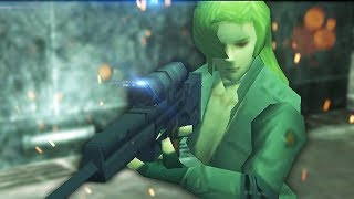 HOT RUSSIAN WOMAN SCRATCHES ME | Metal Gear Solid - Part 3