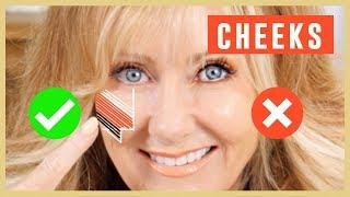 Over 50 Makeup Tutorial | CHEEKS