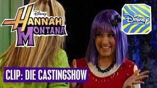 HANNAH MONTANA - Clip: Die Castingshow | Disney Channel