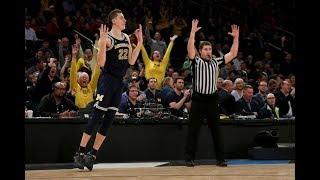 Michigan vs Michigan St || Full Game Highlights || Big Ten Semifinals