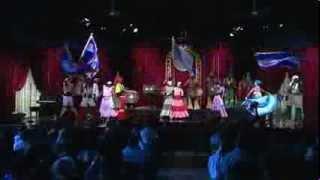 garifunamusic - Garifuna National Folkloric Ballet of Honduras Part 3