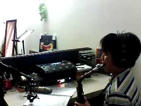三暝三日(吳宗憲)~中音 薩克斯風 Jason Wu演奏 Alto Sax