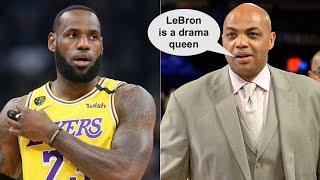 Charles Barkley Roasting LeBron James For 8 Minutes Straight... #CharlesBarkley #LebronJames #Bron
