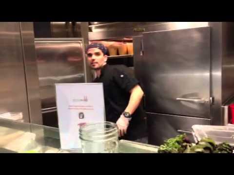 Showcasing Beyond Sushi @hearst cafe 57