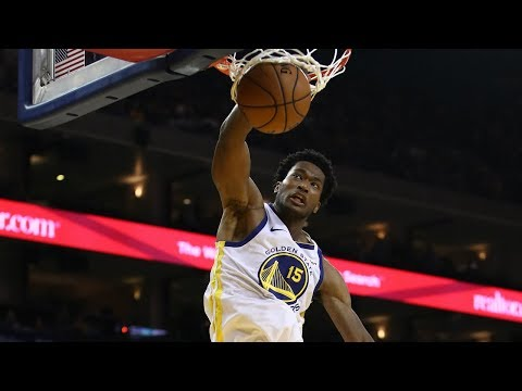 Damian Jones goes for career high 12 PTS (6-7 FG) vs. OKC