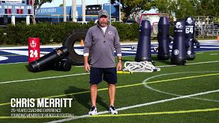 Football Training Aids: Ways to Use the Speed Chute