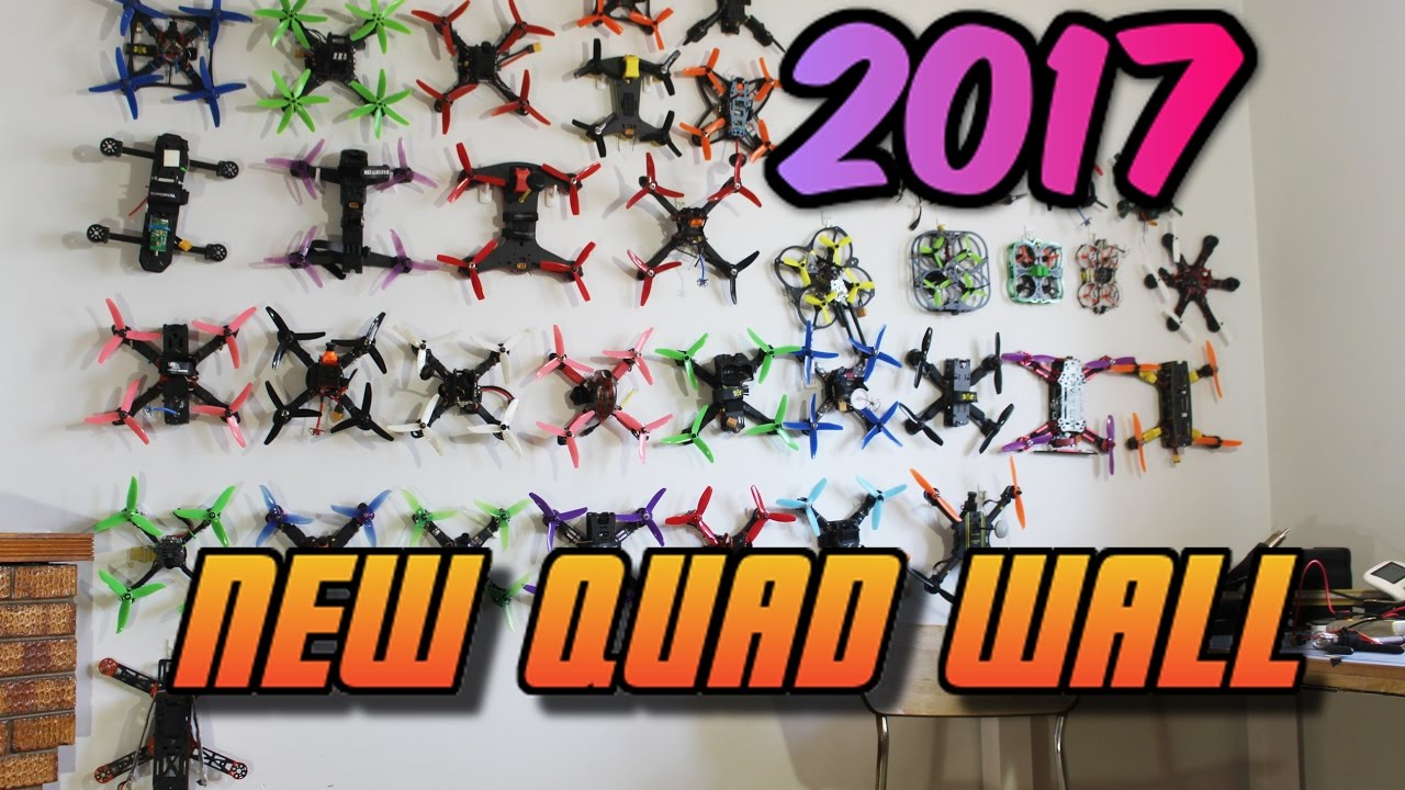 NEW YEAR  |  NEW OFFICE  |   NEW QUAD WALL!!!