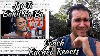 Teacher Reaction + Analysis - Jay R - Bakit Pa Ba - Wish Bus