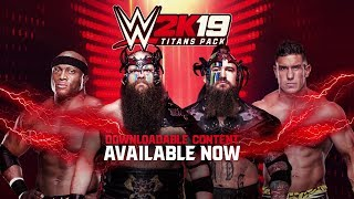 WWE 2K19 unleashes the Titans