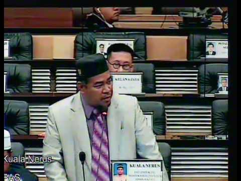 YB Kuala Nerus bahas RUU Bank Pelaburan Infrastruktur Asia