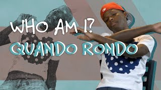 Quando Rondo Reveals What Happened When Meeting YoungBoy Never Broke Again - Who Am I?