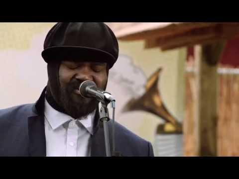 Gregory Porter - For Sentimental Reasons - Cheltenham Jazz Festival 2014