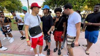 WHOS THE SMOOTHEST YOUTUBER? FT. Miamithekid & Smooth Gio