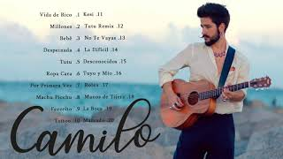 Las mejores canciones de Camilo 2021 - Camilo Remix 2021 - Grandes éxitos de Camilo 2021