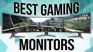 Top Gaming Monitors 2016