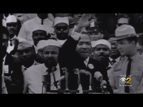 "New Exhibit  - Experience Dr. King ""I Have a Dream Speech"""