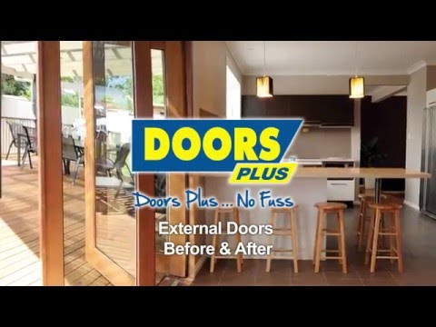 External Door Solutions & External Doors - Doors Plus