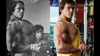 Arnold Schwarzenegger's Clone