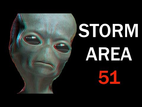 They Have a Plan to Storm Area 51