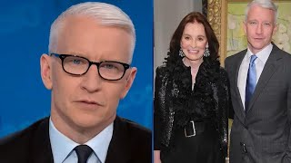 Anderson Cooper Tears Up and Admits He Feels 'Very Lonely' After Mom's Death