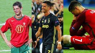 Cristiano Ronaldo | Những giọt lệ cho chính mình