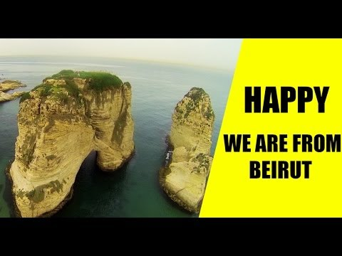 Baixar Pharrell Williams - Happy [WE ARE FROM BEIRUT] Lebanon #HAPPYDAY