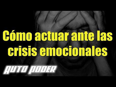 Cómo actuar ante las crisis emocionales | Ingeniero Gabriel Salazar
