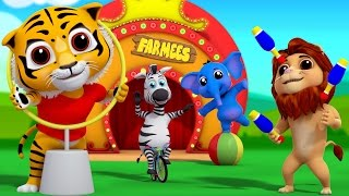 Eeny Meeny Miny Moe | Nursery Rhymes | Kids Songs | Baby Rhymes by farmees
