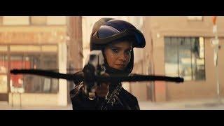 "Birds of Prey - Best of ""Huntress"" (Mary Elizabeth Winstead) (1080p)"