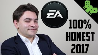 If Electronic Arts Were 100 Percent Honest With Us... (2017 edition)