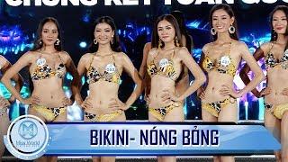 Mãn nhãn phần trình diễn nóng bỏng nhất đêm chung kết Miss World Việt Nam 2019