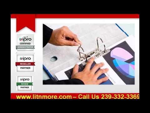 Legal Scanning | Litigation Services | Lit & More