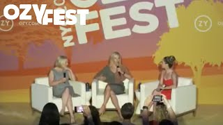 Sen. Kirsten Gillibrand, Chelsea Handler and Ana Kasparian Live From OZY Fest