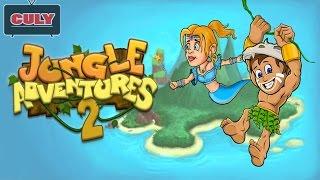 Chơi cậu bé rừng xanh lụm trái cây phiêu lưu đi cảnh Jungle Adventures 2 cu lỳ chơi game lồng tiếng