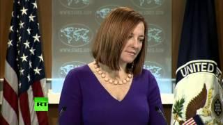 Псаки не смогла объяснить, почему США не накажет виновных в пытках ЦРУ
