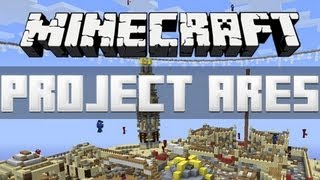 Minecraft: Project Ares - Star Wars Town - Episode 4