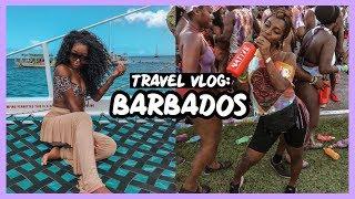 CROPOVER IN BARBADOS | TRAVEL VLOG PART 1