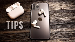 11 AirPods Pro Tips & Tricks You NEED to Know!