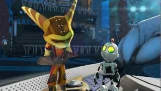 PS3 - Rachet & Clank All 4 One (Trailer FR)