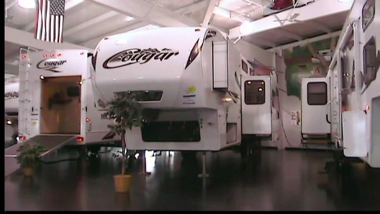 2010 Keystone Cougar 324rlb Walkaround Video American Rv