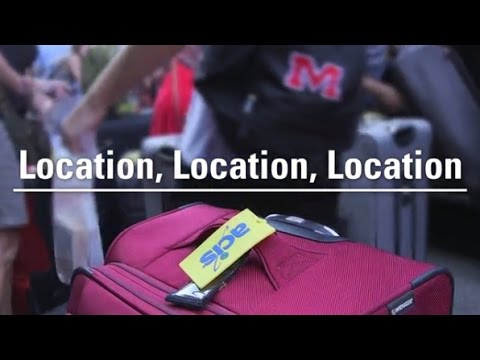Why Choose ACIS? - Location, Location, Location