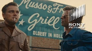 ONCE UPON A TIME IN HOLLYWOOD - Picture (In Theaters July 26)