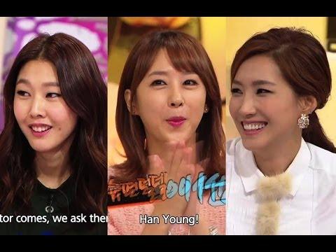 Hello Counselor - Lee Sunjin, Han Young, Han Hyejin & Lee Hyuni! (2014.01.13)