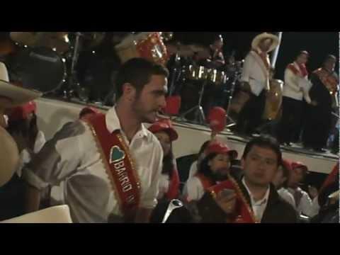 BANDA  ORQUESTA  SHOW FILARMONICA LLIPA  2012--------HUAYLAS -- ANCASH